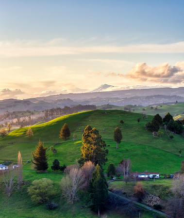 View from Taihape