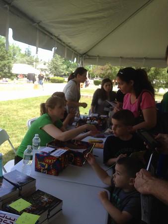 Levittown Summer Reading Program 06-13-15