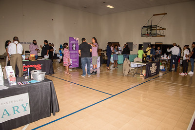 Back-to-School at Weeping Willow AME Zion Church