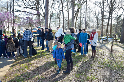 CMLibrary StoryWalk® at Grier Heights Park