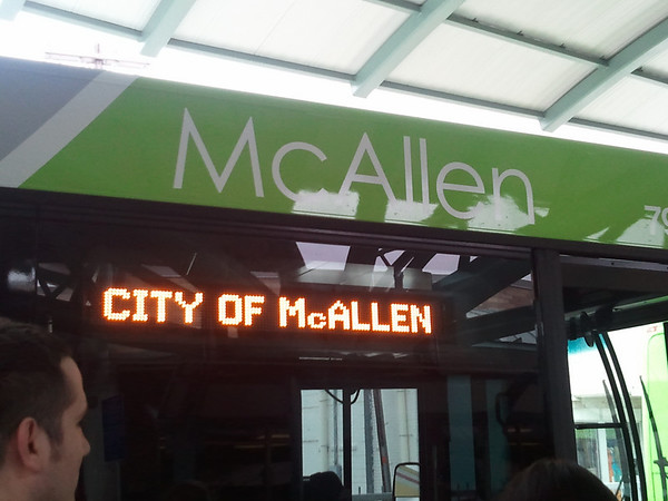 MPL @ the unveiling of Metro McAllen