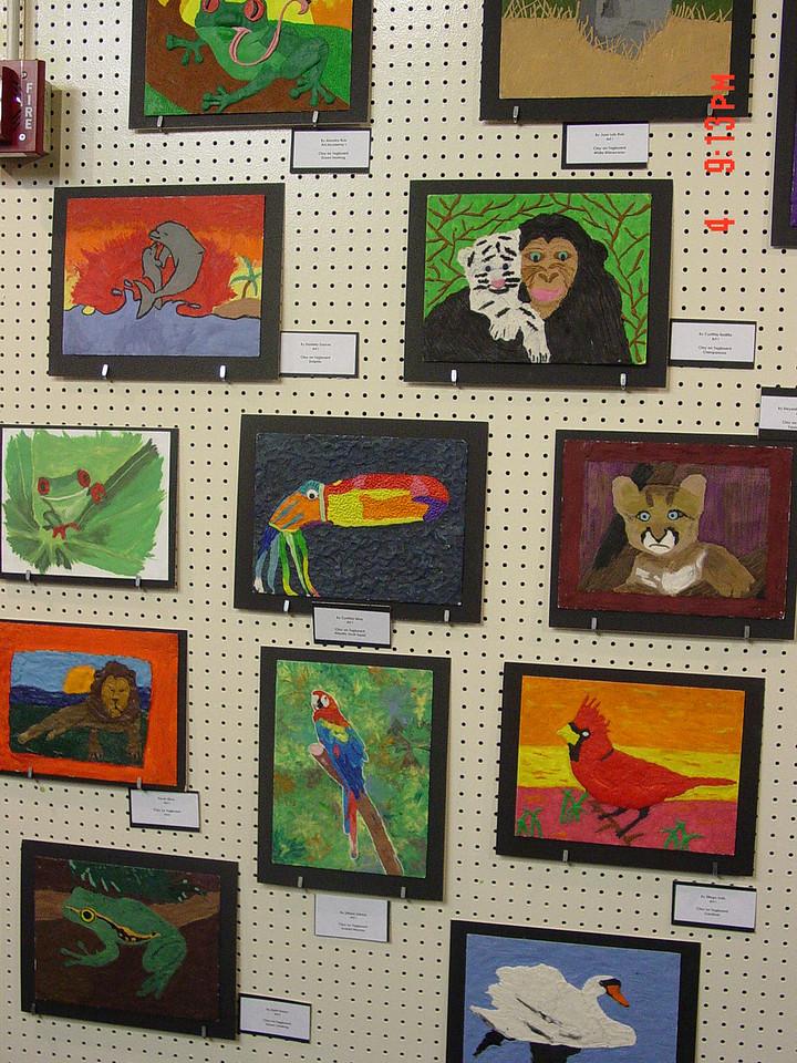 "La Joya ISD<br /> J.D. Salinas Middle School & Juarez-Lincoln High School Art<br /> La Joya, TX<br /> 956-580-5000<br />  <a href=""http://www.lajoyaisd.com/"">http://www.lajoyaisd.com/</a>"