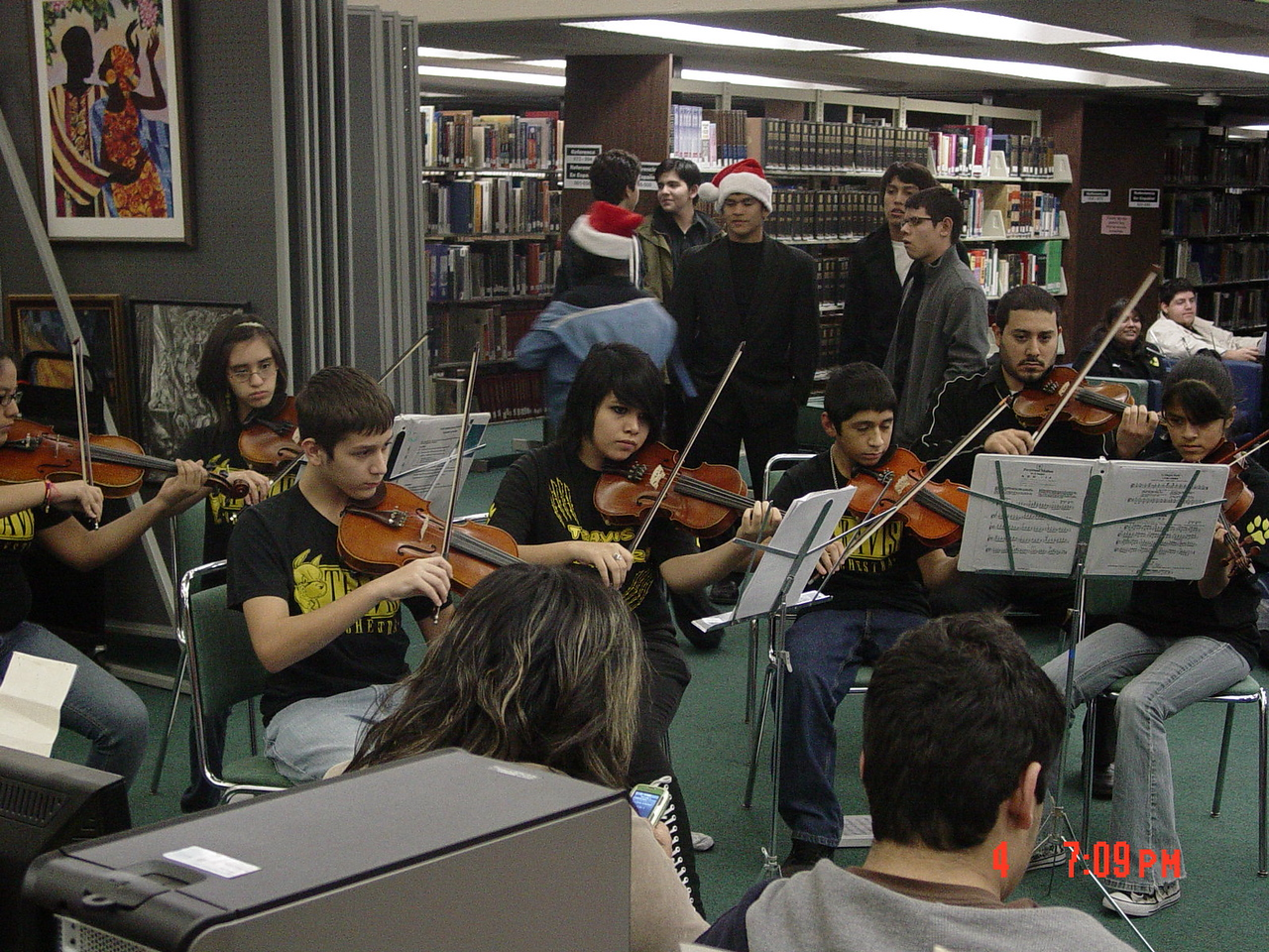 "Travis Middle School Orchestra<br /> McAllen, TX<br /> 956-971-4242<br />  <a href=""http://travismcallenisd.sharpschool.com/"">http://travismcallenisd.sharpschool.com/</a>"