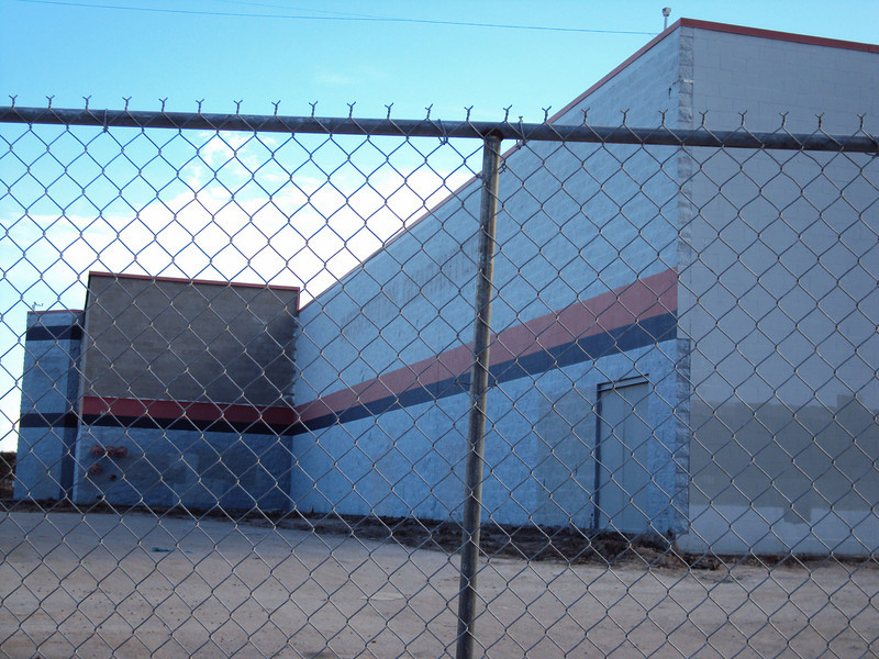 8/11/2010 - View of the northeast corner of the building.