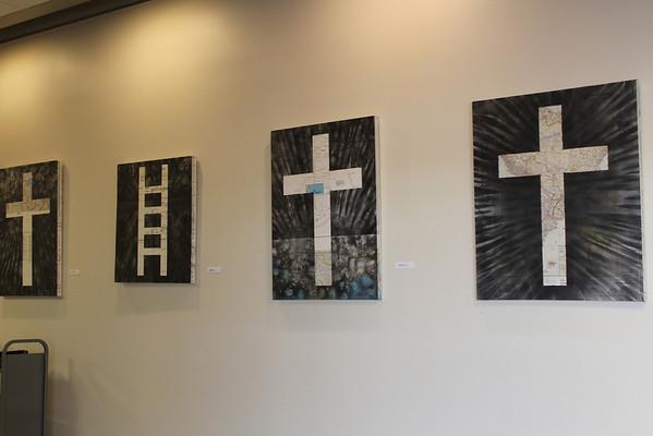 Lobby Gallery Exhibits