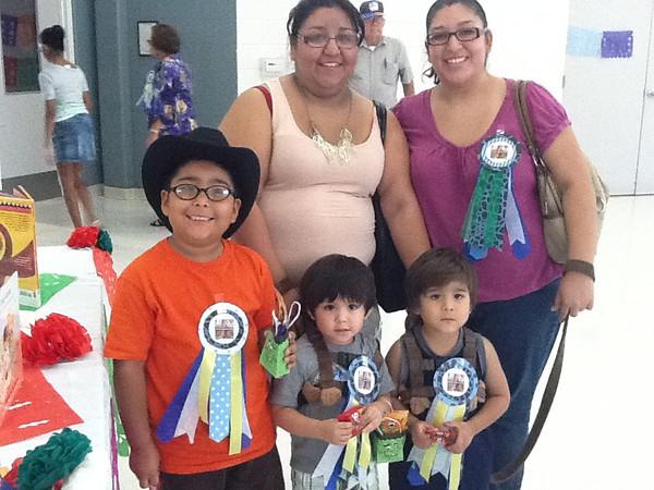 Hispanic Heritage Month 2011