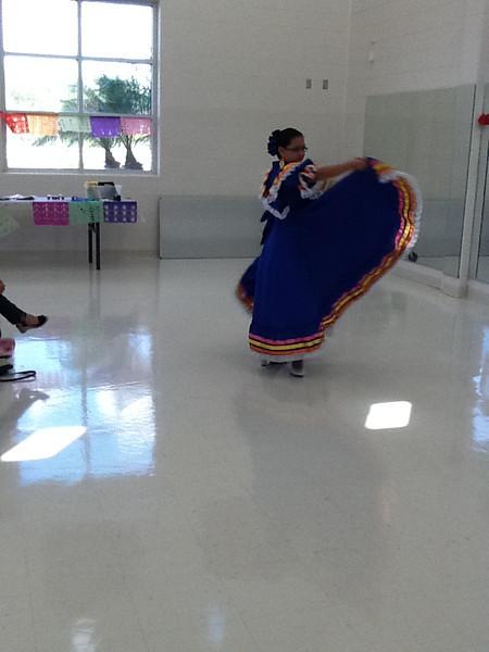Las Palmas Ballet Folklorico.