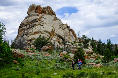 Nadav Soroker  Fuji photos from Vedauwoo in the Medicine Bow-Routt National Forest on Friday, June 14, 2019.
