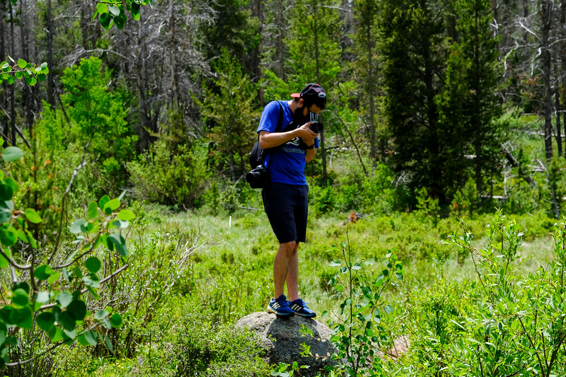 Nadav Soroker<br /> <br /> Fuji photos from Vedauwoo in the Medicine Bow-Routt National Forest on Friday, June 14, 2019.