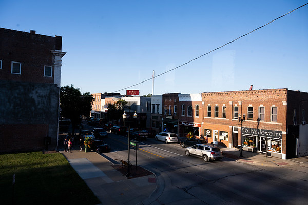 Molly's Jewelry Design opened at its current location in February of this year, in Downtown Boonville, Mo., Thursday evening, Sept. 26, 2019. Smith originally opened her store across the street in 2015 before moving into the larger space.
