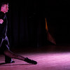 Harmony Munroe swings around her husband Toby Munroe during a performance at Stargazers Theater on Sunday, Oct. 8, 2017. The Swinging' with the Stars performance was put on by the Colorado Springs Dance Theatre as part of Arts Month.<br /> <br /> (The Gazette, Nadav Soroker)
