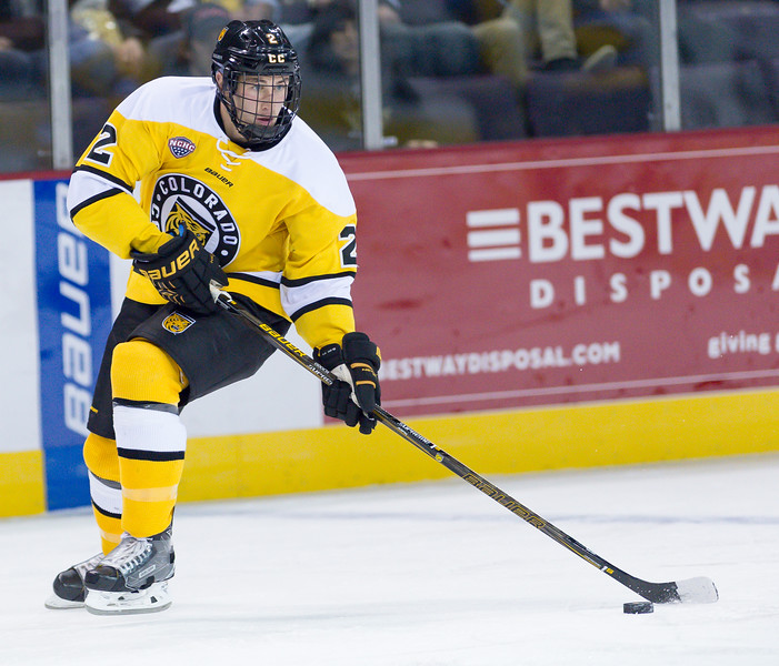 colorado college hockey