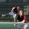 Grant Leap, front, and Michael Dashiell from Cheyenne Mountain High School are the Prep Sports Peak Performers for the week. Photographed on Monday, Oct. 16, 2017.<br /> <br /> <br /> (The Gazette, Nadav Soroker)