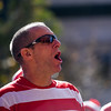 Kit Smelser sings along with The Reminders at the Waldo Waldo 5k after-party on Saturday, Oct. 21, 2017.<br /> <br /> <br /> (The Gazette, Nadav Soroker)