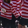 Runners groove to the music at the Waldo Waldo 5k after-party on Saturday, Oct. 21, 2017. The Reminders performed in the small beer garden set up across from the Colorado Springs Pioneers Museum.<br /> <br /> <br /> (The Gazette, Nadav Soroker)