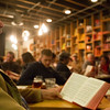 Peter Tuff<br /> <br /> Worshippers gathered to drink beer and sing hymns in the Wild Goose Meeting House in Colorado Springs, Colo. on Sunday, Oct. 22, 2017.<br /> <br /> <br /> (The Gazette, Nadav Soroker)