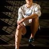 Ryan Matson, a senior cross country runner at Palmer Ridge High School, is the Peak Performer of the week. Photographed on Monday, Oct. 23, 2017.<br /> <br /> <br /> (The Gazette, Nadav Soroker)