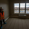 Sunny Vista Living Center will open its Retreat at Sunny Vista building in early November. The new building is still under construction and will be primarily for memory care and and assisted living. Photographed on Monday, Oct. 23, 2017.<br /> <br /> <br /> (The Gazette, Nadav Soroker)