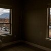 The main Sunny Vista Living Center can be seen out of the windows of one of the new units at the Retreat at Sunny Vista building, the other view facing the front range on Monday, Oct. 23, 2017. The new building will be designed with special technology for individuals who need memory care.<br /> <br /> <br /> (The Gazette, Nadav Soroker)