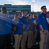 Air Force Falcons lost to the Army West Point Black Knights  21-0 at Falcon Stadium on Saturday, Nov. 4, 2017.