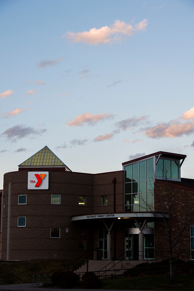 The Southeast Armed Services YMCA. Photographed Sunday, November 5, 2017.