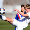The Air Academy Kadets defeated the Centaurus Warriors 1-0 in overtime at Dick's Sporting Goods Field in Denver, Colo. on Saturday, Nov. 11, 2017. The Cadets are the Colorado 4A state champions.