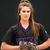 Corah Price, senior pitcher for the Discovery Canyon Thunder, is the prep sports peak performer for the week, photographed on Monday, Sept. 25, 2017. <br /> <br /> (The Gazette, Nadav Soroker)