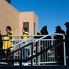 Fans filter in to cheer as the Wyoming Cowboys prepare to take on the Nevada Wolf Pack Saturday, Oct. 26, 2019 at War Memorial Stadium. Nadav Soroker/Wyoming Tribune Eagle