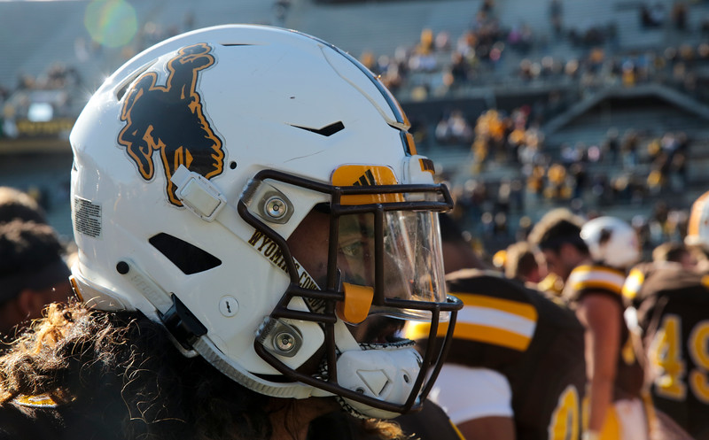 The Wyoming Cowboys defeat the Nevada Wolf Pack 31-3 Saturday, Oct. 26, 2019 at War Memorial Stadium. Nadav Soroker/Wyoming Tribune Eagle
