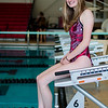 Sally Osterman, a senior swimmer at Cheyenne Central High School, is the WyoSports Prep Athlete of the Week, Tuesday, September 17, 2019 at the the Central High Pool.
