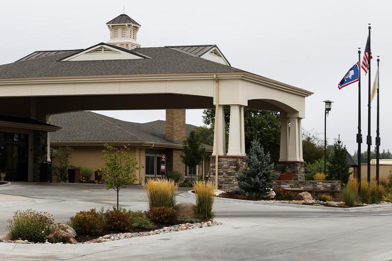 The Life Care Center of Cheyenne, Tuesday, October 1, 2019. Nadav Soroker/Wyoming Tribune Eagle