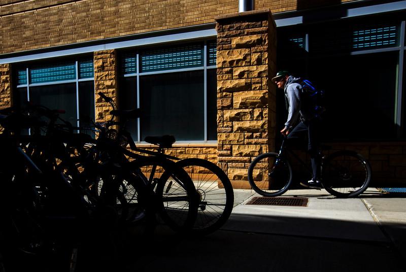Standalones from campus Wednesday, October 9, 2019 at the University of Wyoming. Nadav Soroker/Laramie Boomerang
