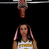 Jaye Johnson (5) poses for a portrait at the University of Wyoming Basketball Media Day Wednesday, October 9, 2019 in the Arena-Auditorium. Nadav Soroker/Wyoming Tribune Eagle