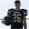 Jadyn Cummings, running back and free safety, is the Prep Athlete of the Week Tuesday, October 15, 2019 at South High School. Nadav Soroker/Wyoming Tribune Eagle