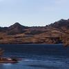 The sun sets over Crystal Reservoir Monday, Oct. 21, 2019. Nadav Soroker/Wyoming Tribune Eagle