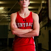 Trevor Stephen, a senior Cross Country runner at Cheyenne Central High School, is the Prep Athlete of the Week Tuesday, Oct. 29, 2019 the the Cheyenne Central Field House. Nadav Soroker/Wyoming Tribune Eagle