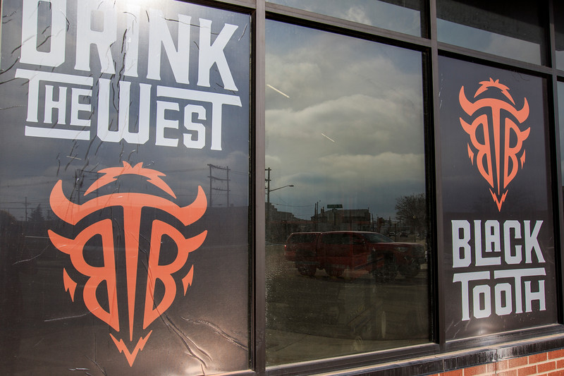 Black Tooth Brewing Company works on opening its new location Friday, Dec. 27, 2019 in Cheyenne. Nadav Soroker/Wyoming Tribune Eagle