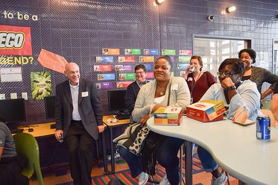 Charlotte Mecklenburg Library  2017 Staff Day
