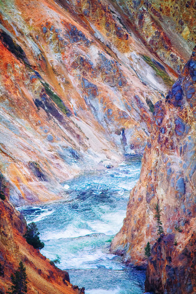 The Colours of The Gorge