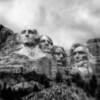 Presidents in granite