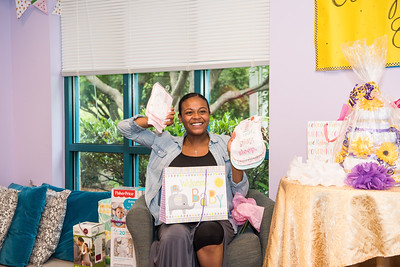 Erica Taylor - UC Baby Shower