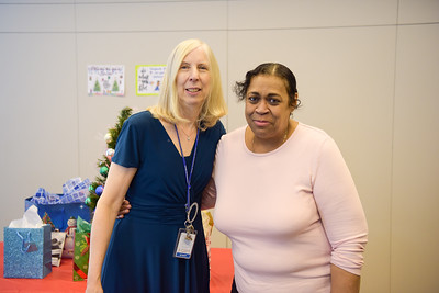 University City Library 2017 Holiday Luncheon