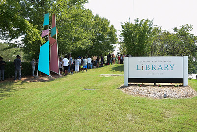 University City Library's Solar Eclipse Viewing