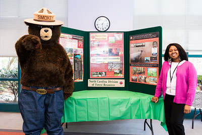 Smokey the Bear & Allicia