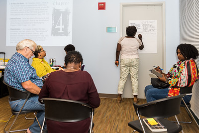 Learning Circle: New Jim Crow Dialogue Series  -  Educate To Engage LLC