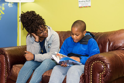 UCity Library Reading Buddy Program