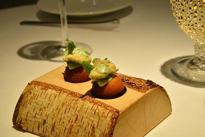 Librige's Zusje dinner Waldorf Astoria Amsterdam