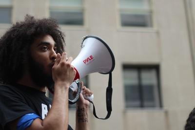 Protesta. Pág 38 Libro
