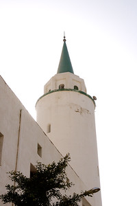A mosque in Tripoli, Libya