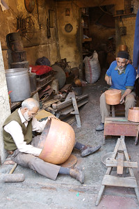 Woodworkers in Tripoli Libya